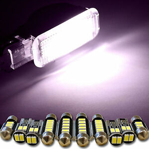 1x-5630-LED-Weiss-fuer-Innenraum-Auto-W5W-T10-31-36-42mm-Soffitte-BA9s-T4W-Canbus