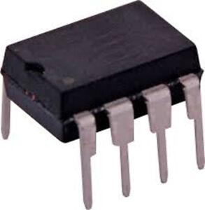8 pin DIL NJM4565D Dual Op-Amp