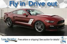 2017 Ford Mustang RS3 ROUSH STAGE 3 727 HORSEPOWER MSRP $57380