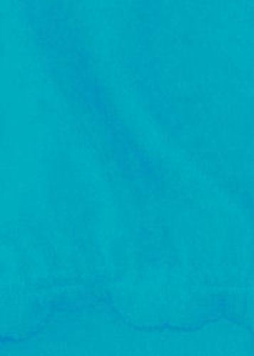 Frotteebezug für Wickeltischauflage 70x85 Bezug für Wickelauflage türkis