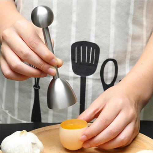 Eieröffner Eierköpfer Eierschalenbrecher Shell Opener Backen Tool Werkzeug