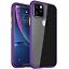 COVER-per-Iphone-11-Pro-Max-BUMPER-SILICONE-CUSTODIA-RETRO-TRASPARENTE-SLIM miniatura 16