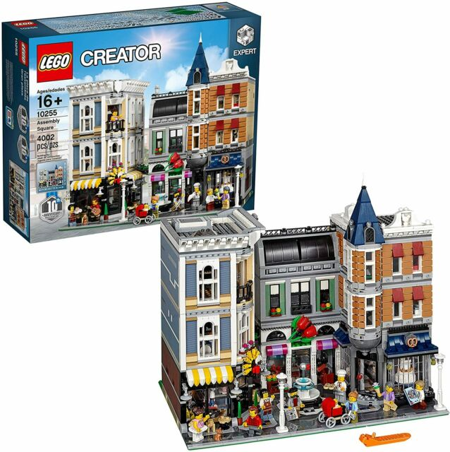 *Brand New* LEGO CREATOR Expert Assembly Square 10255 | AUS Stock - Hard to Find