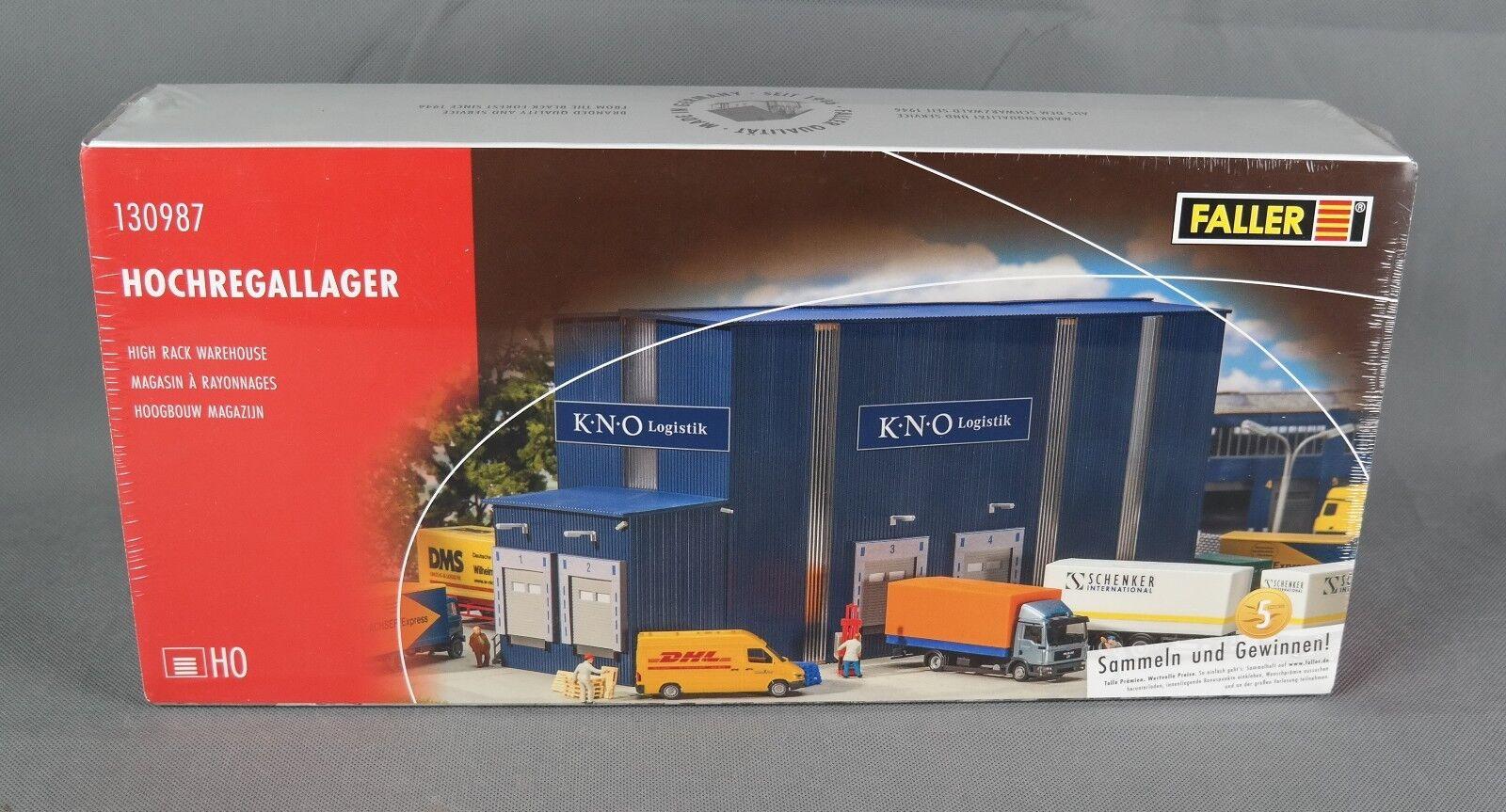 FALLER 130987  - - - Hochregallager - NEUWARE    Niedriger Preis und gute Qualität  8e1a20