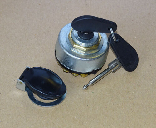Lichtschalter Kramer Traktoren Spritzschtuz-Kappe für u.a Zündschloss