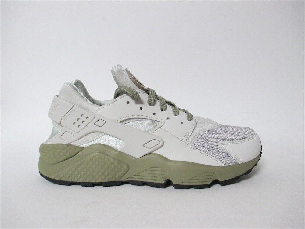 Nike Air Huarache Light Bone Olive Homme  Chaussures de sport pour hommes et femmes