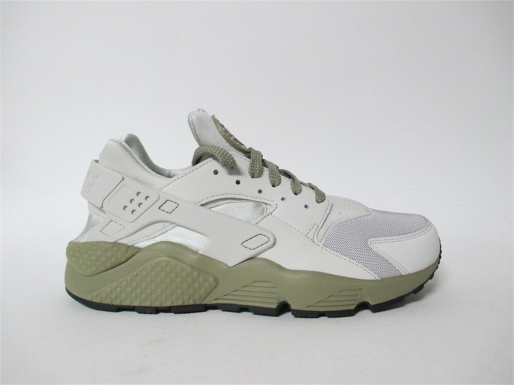 Nike Air Huarache Light Bone Olive Sz 10.5 318429-050