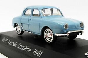Solido-Escala-1-43-Modelo-de-Coche-4541-1961-Renault-Universidad-Azul