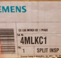 Siemens Cu Lug Merch Main Lug Kit 1 Phase 4mlkc1