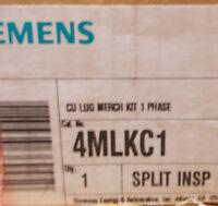 Siemens Cu Lug Merch Main Lug Kit 1 Phase 4mlkc1