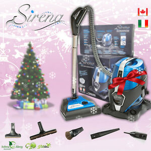 Details about ✅2019 SIRENA VACUUM NEW MODEL! W/ AIR CLEANER & RAINBOW E2  eucalyptus ✅10YrWarr