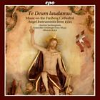 Te Deum laudamus: Music on the Freiberg Cathedral Angel Instruments from 1594 (2014)