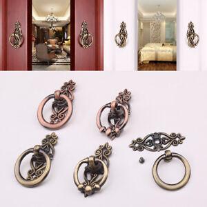 vintage cabinet door pull handle furniture drawer carved knobs home rh ebay com