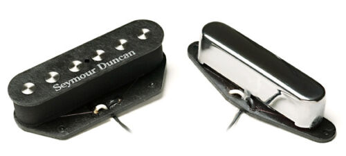 STR-3 Seymour Duncan STL-3s Quarter Pound Tele Neck//Bridge Pickup Set STL-3
