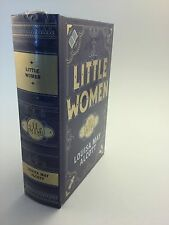 Little Women by Louisa May Alcott Bonded Leather New Hardcover Sealed