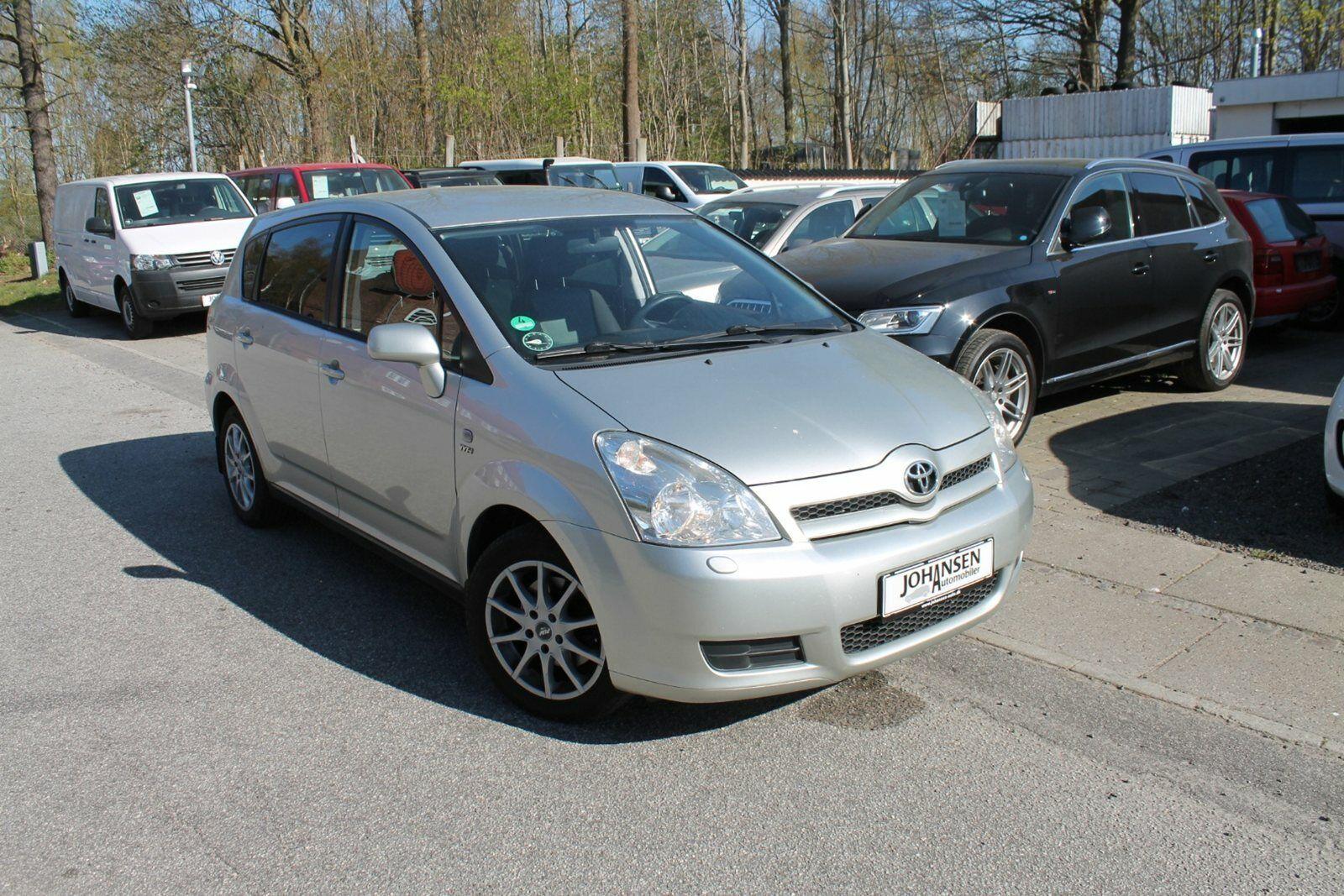 Toyota Corolla Verso 1,8 Luna 7prs 5d