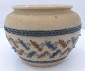 Antique Doulton Lambeth stoneware vase pot-afficher le titre d`origine 5vBDdnTV-09155129-790819185