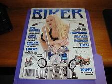 Biker Magazine #251 December 2007 - Lux Kassidy cover - Fowlerville Michigan