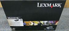 Genuine Lexmark Extra High Capacity Black Cartridge X644X11E X644 X646