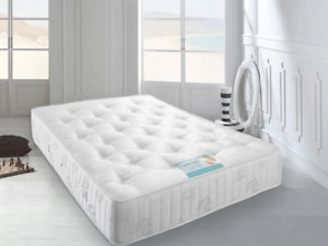 Orthopaedic Reflex Foam Spring Firm Mattress 3FT 4FT 4FT6 Double 5FT King 6FT