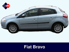 Fiat Bravo Rubbing Strips | Door Protectors | Side Protection Mouldings Body Kit