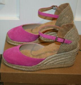 Gr Unisa Keilabsatz Pink 37 Sandale CdBxEQrWoe