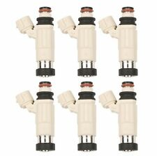 Set of 6 Fuel Injector for 2002-2012 Yamaha 200HP 225HP 4 Stroke Outboard