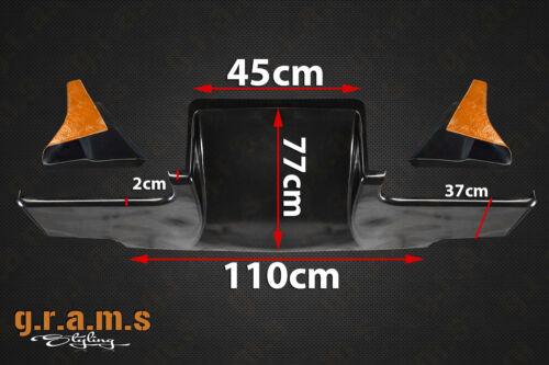 Mazda Miata MX5 Diffuseur arrière passage de roue pour Racing Performance Aero v7