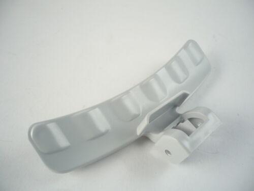 Poignée de porte poignée porte hublot gris pour machine à laver Samsung dc64-01524a Original