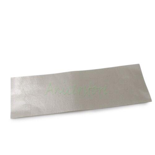 10pcs Multi Sizes Heat Resistant Insulating Mica Paper Sheet Heat Gun Soldering