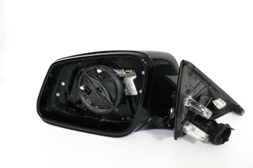 Genuine BMW 7 Series F01 F02 Wing Mirror Driver Side LEFT Heated LHD CAR