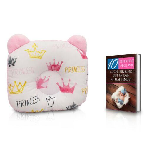 KidiZone Babykissen gegen Plattkopf und Kopfverformungen eBook