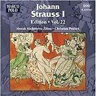 Johann I Strauss - Johann Strauss I Edition, Vol. 22 (2012)