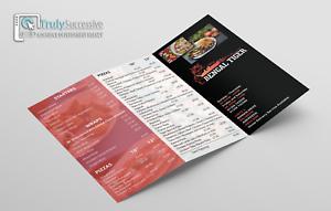 leaflets flyers designing printing free live designing