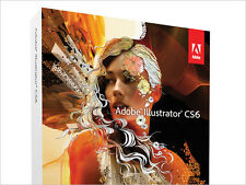 Adobe CS 6 Illustrator |KEIN ABO!|2 x Windows