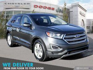2016 Ford Edge SEL AWD   GPS Navigation   Panoramic Sunroof  