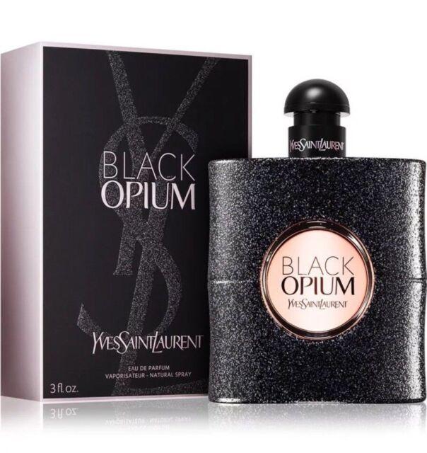 7c7047de05b88 Black Opium Yves Saint Laurent EDP for Women 3.0 oz - 90 ml  NEW IN ...