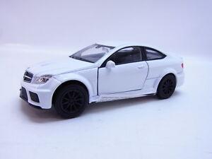 53181-welly-mercedes-benz-c63-AMG-Coupe-Black-Series-Maquette-de-voiture-Blanc-1-40-nouveau