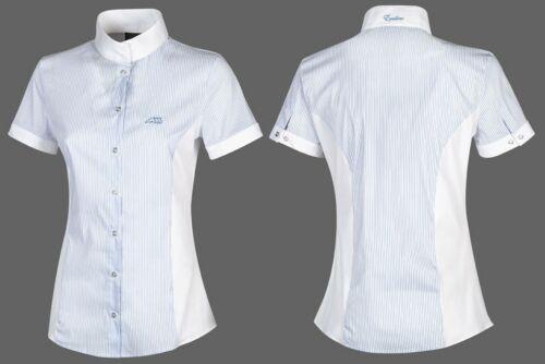 Show Shirt Equiline Damen Turnierbluse  CHARLOTTE Turniershirt
