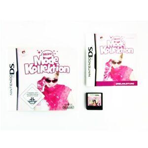 Nintendo-Jeu-DS-Collection-de-Modes-Emballage-D-039-Origine-avec-Manuel