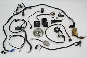 2006-Honda-CRF250X-CRF-250X-OEM-Stator-Magneto-Flywheel-CDI-Wiring-Harness-Coil