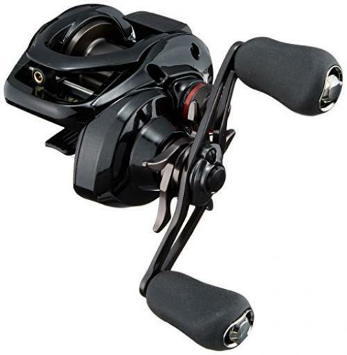 New  SHIMANO 17 Scorpion DC 101HG Left handed Baitcasting reel from Japan