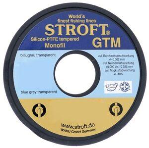 Stroft-GTM-Vorfachspule-25m-Vorfach-Tippet-Material