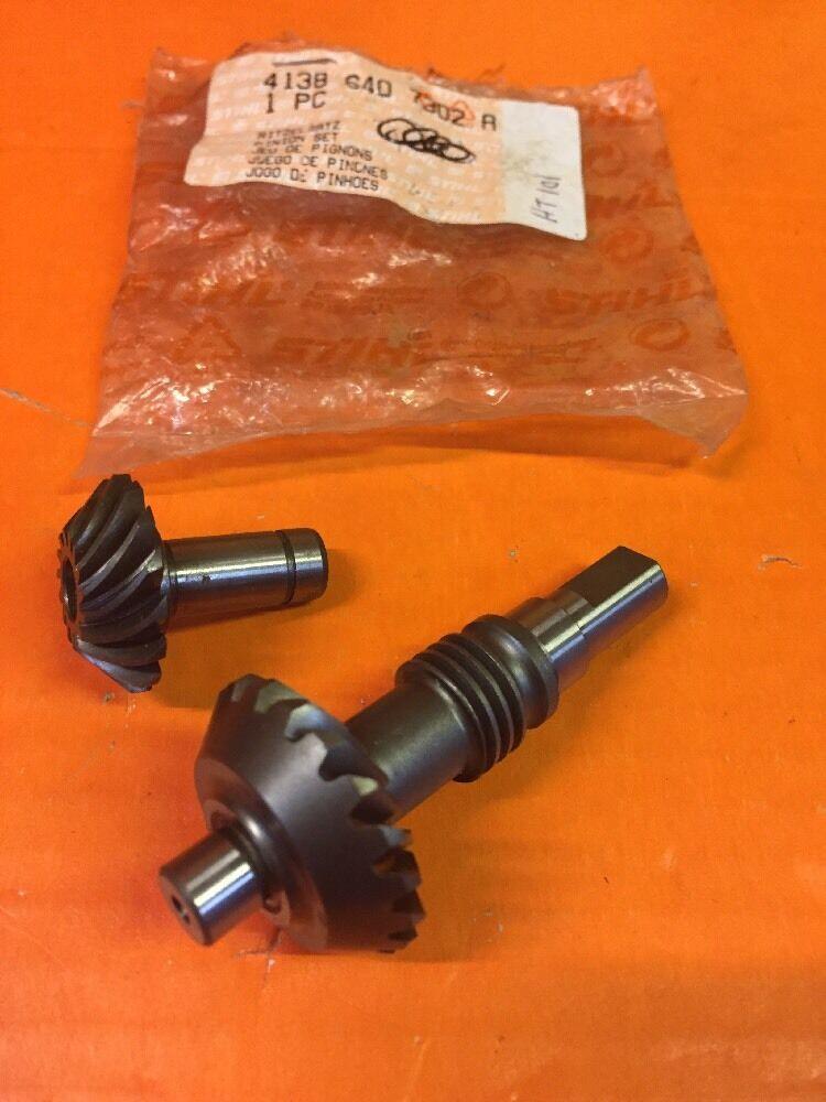 Sierra De Poste STIHL HT101 Podador Piñón Set - 4138 640 7402-nuevo OEM -- B18