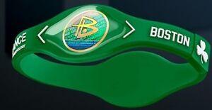 BRACCIALETTO POWER BALANCE-BASKET NBA-BOSTON CELTICS-IRVING-HAYWARD-HORFORD