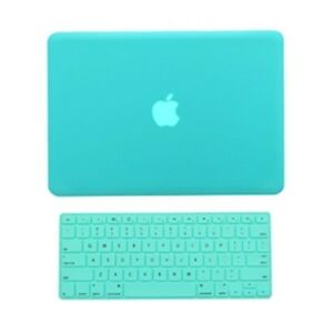2-in-1-Rubberized-TIFANY-BLUE-Case-for-Macbook-PRO-15-034-A1286-with-Keyboard-Cover