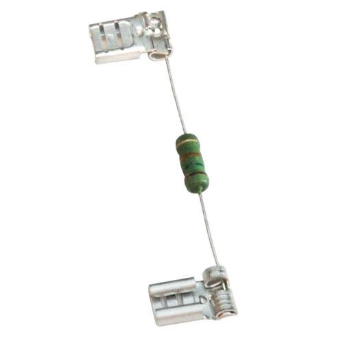 """15K Ohm Capacitor Bleeder Resistor 2 Watt with 1//4/"""" Connectors Sold Each"""