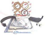 4l60e Transmission Rebuild Kit Kevlar Band Filter Clutches Shift Solenoids 93-96