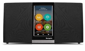 Wi-Fi Internet Radio with User Friendly Touchscreen Navigation