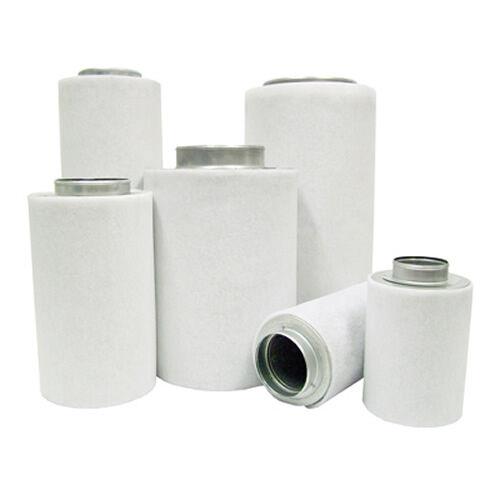 Aire filtro de Cochebón activado 4   (100 Mm) Para Hidroponía crecer Tienda habitación